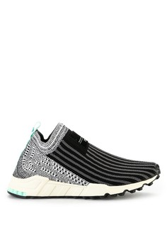 6b1436d96 adidas white adidas originals eqt support sock 1 3 pk w 94299SH88DF91FGS 1