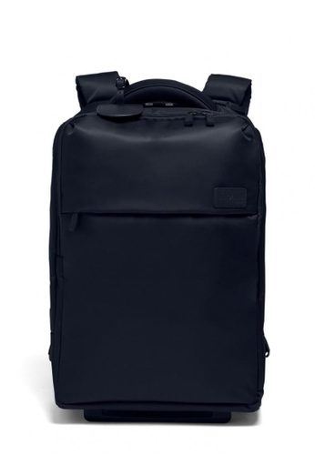 Lipault navy Lipault Plume Business Wheeled Laptop Backpack FL 1997AACEDC3D65GS_1