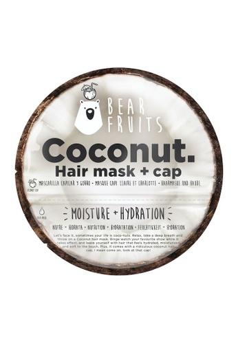 Bear fruits Bear Fruits Hair Mask Coconut 20ml 3D99BES68C8D6AGS_1