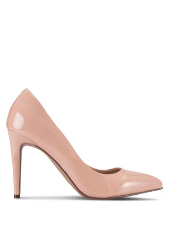 Dorothy Perkins pink PInk Emily Pointed Court Heels DO816SH75VIEMY_1