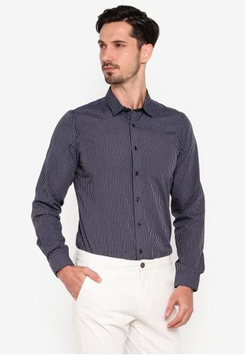 OVS 多色 休閒長袖襯衫 A1F86AA5874B74GS_1