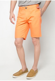 Strutter Low Skinny Campus Shorts