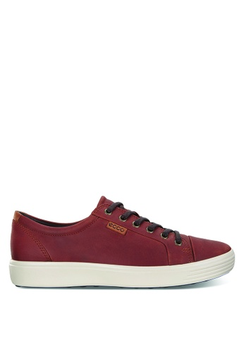 ECCO brown Soft 7 M Cognac Drago 3494CSHAEC15EDGS_1