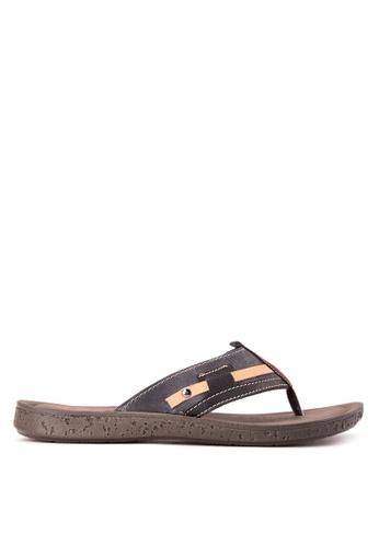 Inblu black Aerowalk by Inblu VN02-Sandals & Flip Flops IN809SH94MWJPH_1