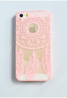 Dream Catcher 2 Hard Transparent Case for iPhone 5/5s