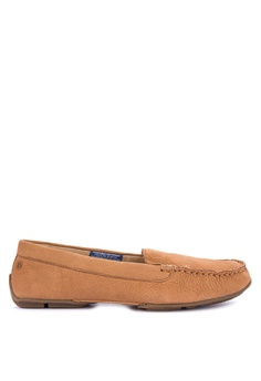 Rockport brown SBII Seaworthy Bets Loafers 00973SH70B5D9FGS_1