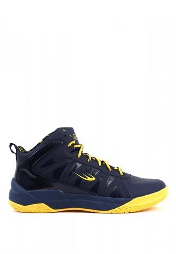 World Balance navy All Pro MS Sneakers DC6EFSH1B7EBBEGS_1