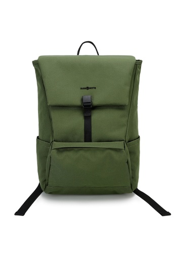 The Dude green Hitch Multi-functional Backpack 2383EAC0235B9BGS_1