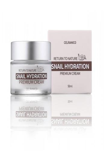 Celranico white Celranico Return To Nature Snail Hydration Premium Cream 8793ABECDF7F6DGS_1