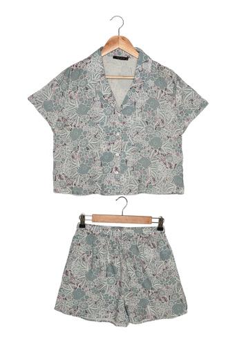 Trendyol 多色 多色 Color Pyjamas 59092AAE01666DGS_1