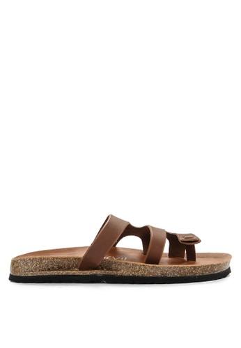 CARVIL brown Sandal Casual Men Miami-01M 29F88SH0A88648GS_1