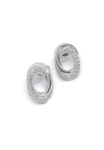 GOLDHEART GOLDHEART Earrings, Diamond White Gold 750 (E821) 1A1F6AC20A60A8GS_1