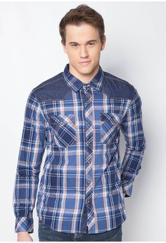 Unltd Checkered Long Sleeves Shirt