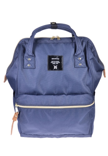 Anello navy anello Polyester Backpack 6CEE7ACC9883FCGS_1