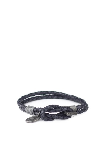 Gnome and Bow black Smith Bracelet (Antique) 3EA9CAC2BD7B1AGS_1