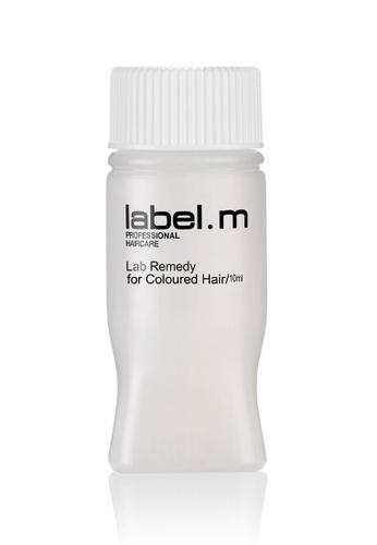 label.m white Lab Remedy Treatments - Coloured Hair (24X10ML) LA590BE68LODSG_1
