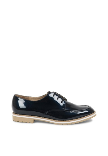 Andre blue ADCHARLELIE Vanish Derby Shoes AN324SH0GGXMSG_1
