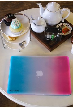 MacBook case bundle for Pro 13 – Rainbow