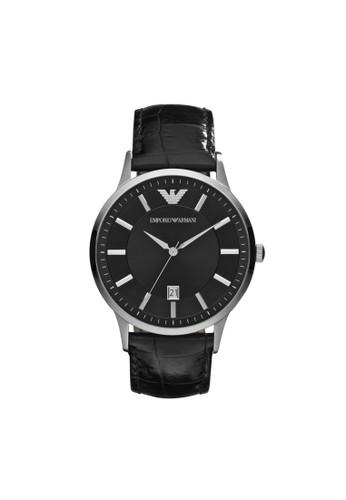 Empoesprit招聘rio Armani RENATO經典系列腕錶 AR2411, 錶類, 紳士錶