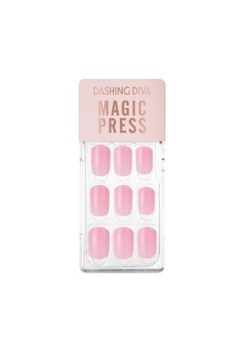 Dashing Diva DASHING DIVA Magic Press Pink Series Mani Bubble Pink MWK031RR 04215BEB51F7DDGS_1