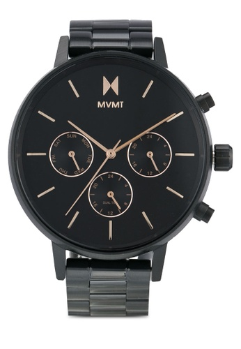 MVMT black MVMT Nova Watch - Crux MV187AC0SZPKMY_1