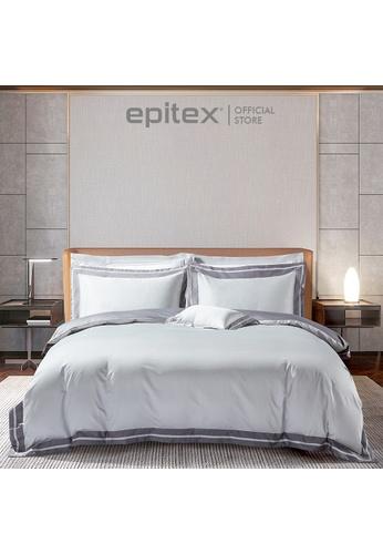 Epitex white Epitex Hotel Collection 1200TC 100% Egyptian Cotton EH2306-2 Bedsheet. 2377DHL5DF67CBGS_1