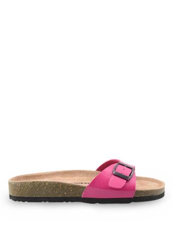 Footspot pink Footspot - Classic Cork Sandals FO296SH57EASHK_1