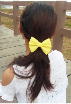 Yellow Bow (Small)