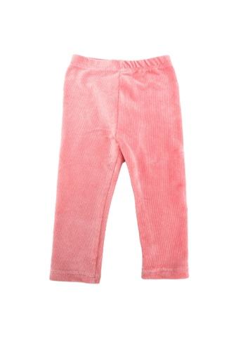 KOTON pink Knitted Leggings 4E498KA4431E42GS_1