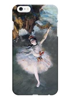 Prima Ballerina Matte Hard Case for iPhone 6 Plus