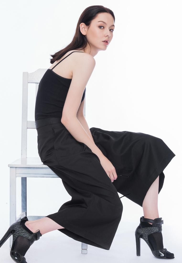 Style Pants Galina Black Wide Alpha Leg 7qIzgdzw