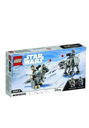 LEGO® multi Star Wars™ 75298 AT-AT™ vs. Tauntaun™ Microfighters, Age 6+, Building Blocks, 2021 (205pcs) 173B5KC3A41FB9GS_1
