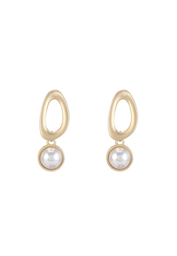 niko and ... gold Drop Earrings 7EB9FAC796D827GS_1