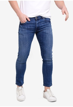 bafb364538 threads by the produce blue Stretch Skinny Jeans E084AAA3B53A6BGS 1