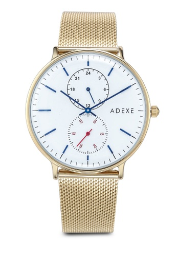ADEXE Watches gold Foreseer Watch 0C0A1AC376F342GS_1