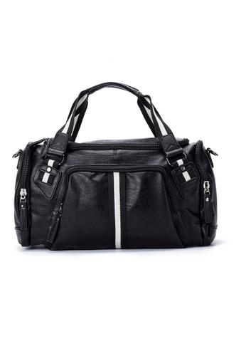 Lara black Men's Top Handle Bag With A Strap C7034ACCC3B33CGS_1