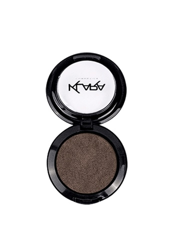 KLARA COSMETICS brown Shimmer Eyeshadow #12 - Irisdescent Brown 735A4BEB610232GS_1