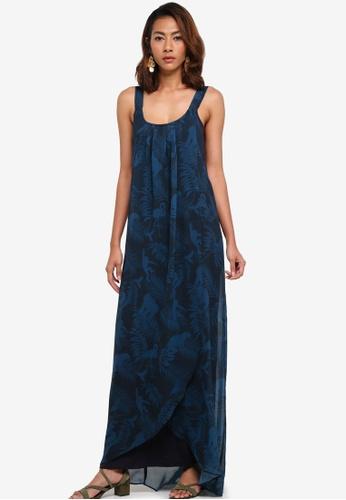Desigual blue Rita Dress 4AC85AAF262634GS_1