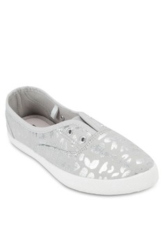 Carmen Point Plimsolls