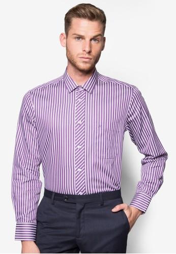 條紋商務襯衫, 服飾,esprit 兼職 襯衫