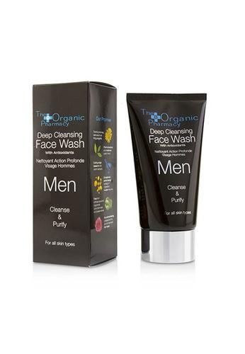 THE ORGANIC PHARMACY THE ORGANIC PHARMACY - 男士深層清潔淨洗面乳 Men Deep Cleansing Face Wash - 清潔和淨化 75ml/2.5oz 9EFA9BEE9B9B02GS_1