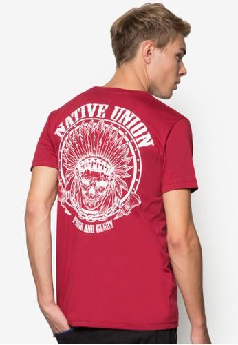 圖文設計TEE, 服飾, 印圖Tesprit 尖沙咀恤