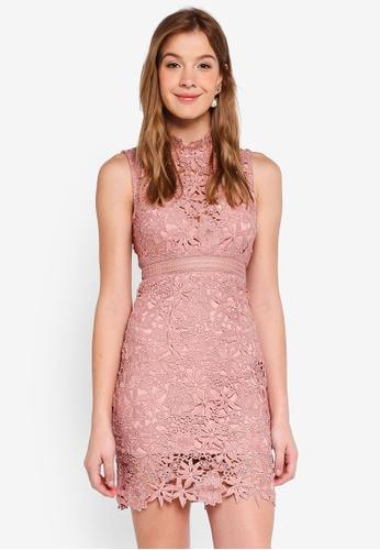 e342d59870 Buy Bardot Paris Lace Dress Online on ZALORA Singapore