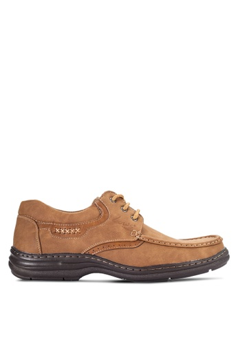 Louis Cuppers brown Smart Casual Shoes LO977SH13VOGMY_1