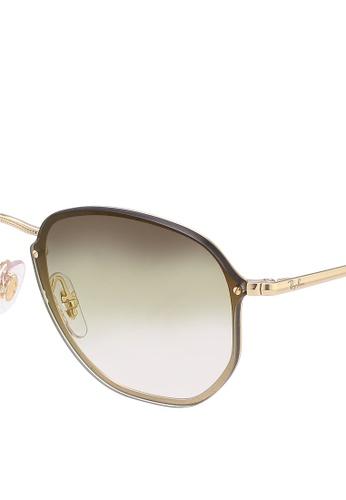 Buy Ray-Ban Highstreet RB3579N Sunglasses Online   ZALORA Malaysia 5c9eb60c33