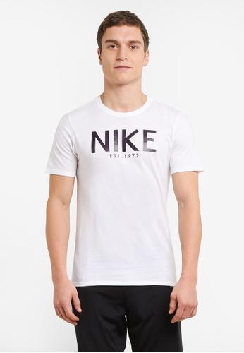 Nike white Men's Nike Sportswear T-Shirt NI126AA0SBXDMY_1