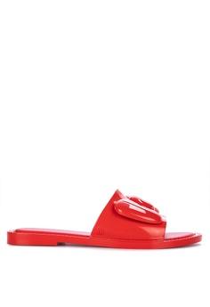 f5f6f5201d6 Melissa red Slipper + Hello Kitty Slides 48D4BSH4F2C7F2GS 1
