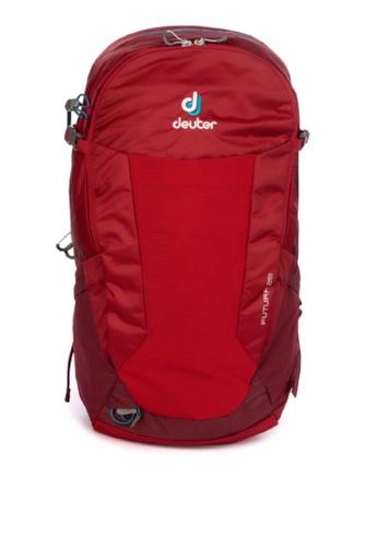 99ca43dd6a1 Shop Deuter Futura 28 Hiking Backpack 2018 Online on ZALORA Philippines