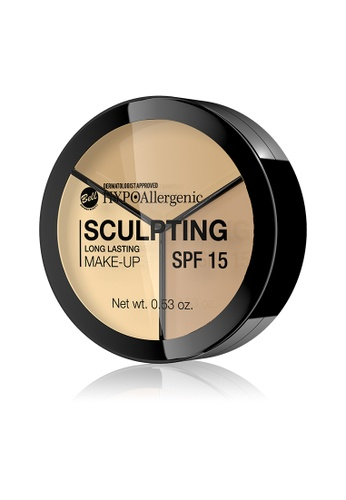 BELL HYPOALLERGENIC multi Bell Hypoallergenic Long Lasting Sculpting Make-Up 01 BD77CBEED4928EGS_1