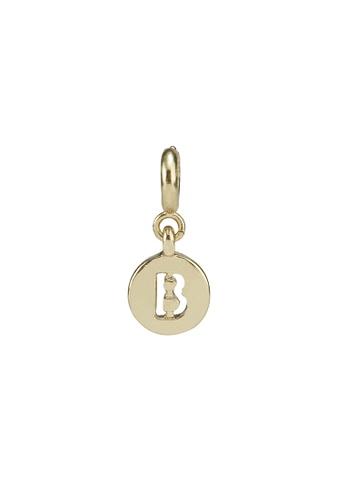 My Flash Trash gold Gold letter charm b A57E0AC9FD6D51GS_1